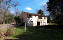 Property for Sale : 3 bedrooms House in AUGIGNAC. Price: 49000 €