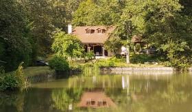 Vente - Maison avec étang - savignac-de-nontron